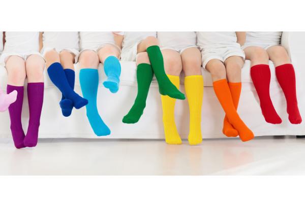 Knock Your Socks Off: Go for God